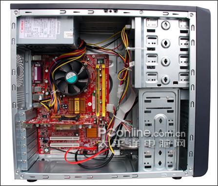 电脑主机箱内部构造_电脑主机内部结构图……高分求,谢谢-急~!~!电脑主机内部 ...