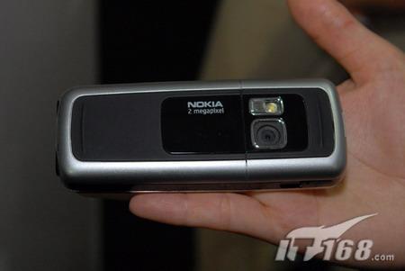 诺基亚新款直板机_金属质感 诺基亚新款直板机6275曝光_手机_科技时代_新浪网