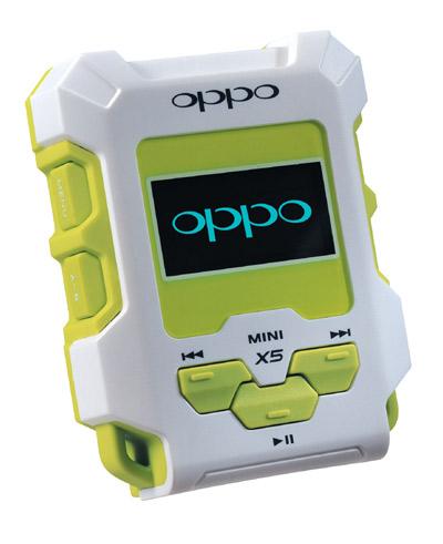 oppo mp3播放器_OPPO新品MP3播放器Mini X5性能简介_滚动新闻_科技时代_新浪网