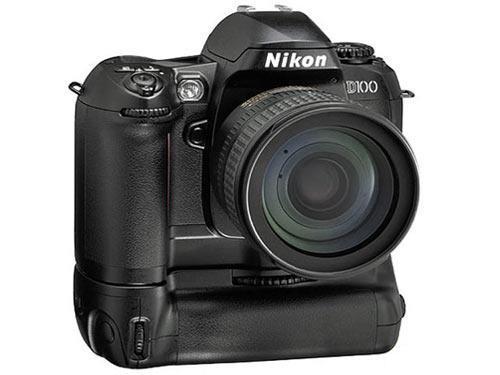 尼康d100_尼康即将推出顶级数码单反相机D3 _pc6资讯