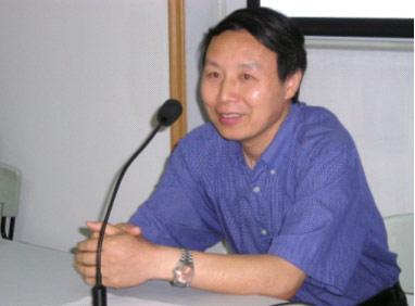 图文:呐喊者-中国慰安妇问题研究中心主任苏智良