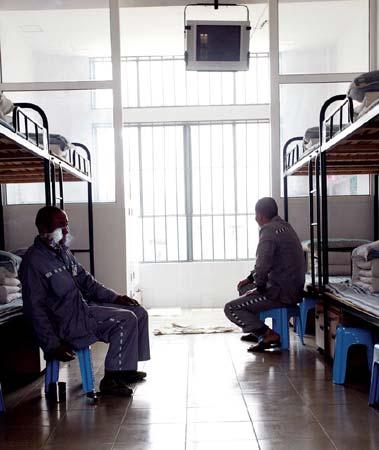 武警医院_上海白茅岭监狱跨越50个春秋的搬迁(组图)