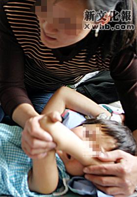 艳遇幼女_幼女惨遭强暴救救这个六岁的女孩(图组)