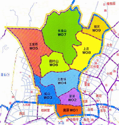 区_新五华详细规划出台 打造9大片区做亮城郊区域(图)