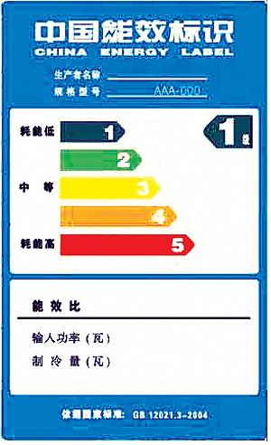 """中国能效标识网网址_购买冰箱空调勿忘""""能效""""验证(图)_新闻中心_新浪网"""