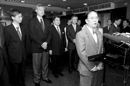 香港警察枪战案疑犯曾多次升级面试失败