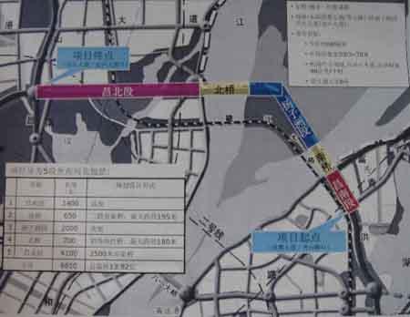 赣江二桥规划初步确定(图)_新闻中心_新浪网