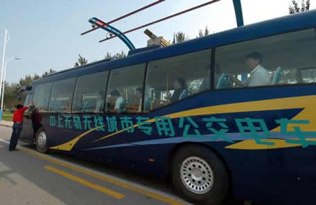 烟台市公交车线路_新一代电车无轨无线_新闻中心_新浪网