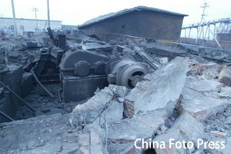 黑龙江矿难目击:妻子等待一夜眼泪几次结冰