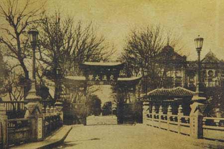 上海交大校园_组图:上海交大的历史回眸_新闻中心_新浪网