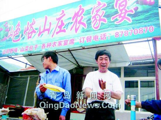 傅贞恰人体艺术_记者昨天采访了夏庄果农傅贞询.