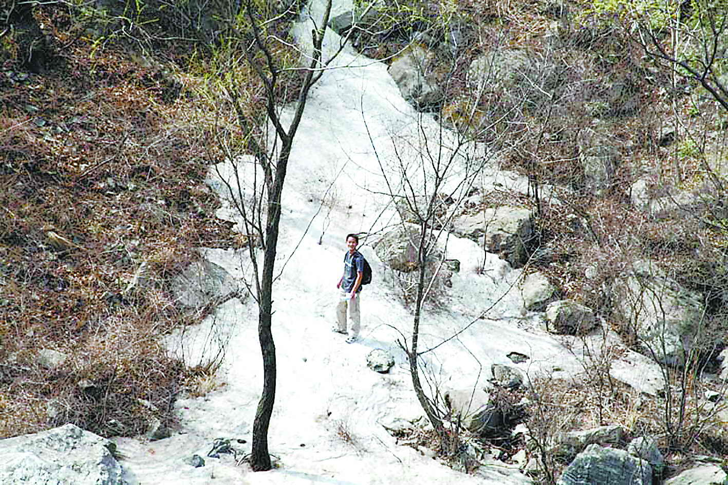 昌平溝崖; 溝崖自然風景區;
