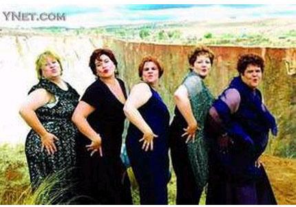 肥肥美女嫩骚逼_此次登上挂历的肥胖美女们均是在比勒陀利亚的cullinan肥胖美女选美