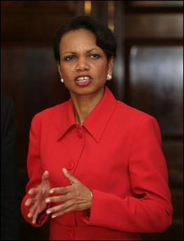 美国女国务卿赖斯_白宫希望赖斯成为美国首位女总统 赖斯称无兴趣_新闻中心_新浪网