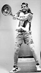 阿加西:從搖滾青年到網球豐碑(圖)圖片