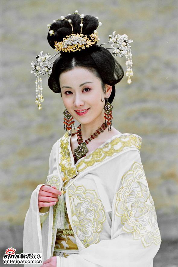 李世民爱杨妃吗_唐代李世民爱杨妃吗-历史上的唐代崇李世民故事中的杨妃?
