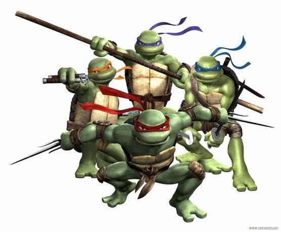 忍者神龟人物名字_资料图片:动画片《忍者神龟》人物照(4)_影音娱乐_新浪网
