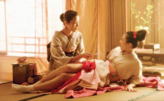 电影女明星名单_《艺伎回忆录》日本首映 中国三位女明星主演