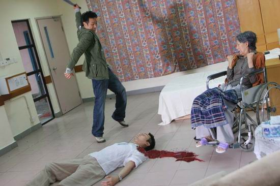 熟女搞鸡巴_王晶宣传《卧虎》再谈电影:导演拍片要有道德