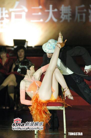 妹妹大胆人体艺术照片_组图:两岸三地舞后飙舞 台湾美女刘真最上镜