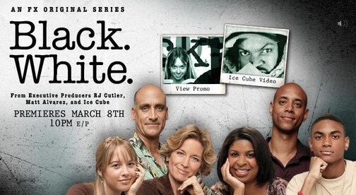 黑人性交视频黑人能看到_组图:美fx台推出黑人白人\