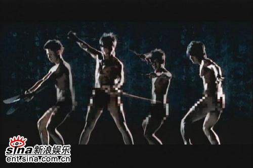 人裸体舞_舞蹈 500_333