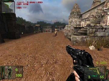 第一人称3d单机游戏_第一人称射击游戏不要单机不要腾讯的 找一个网游对战射击游戏