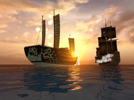 航海世纪_韩国媒体简评 二个航海网游的对抗_网络游戏_新浪游戏_新浪网
