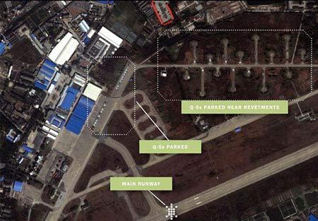 美报披露美商业卫星偷窥中国军事情报内幕(图)
