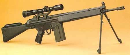 g3狙击步枪_G3/SG1狙击步枪