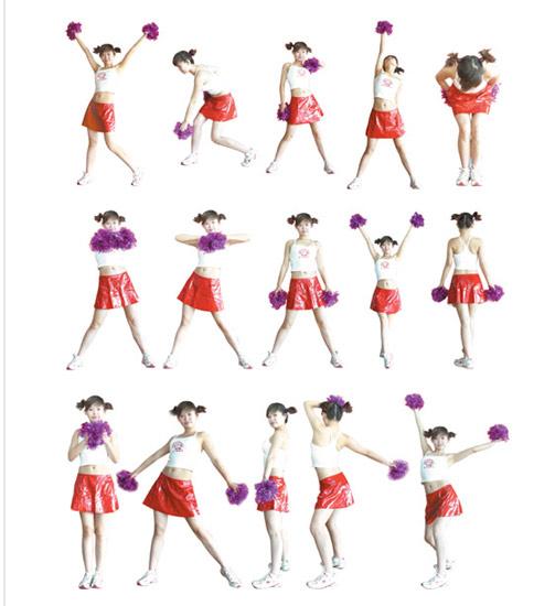 简单舞蹈教学_舞蹈教练mia编排了下面这套以爵士和拉丁为主的拉拉舞,非常简单好学