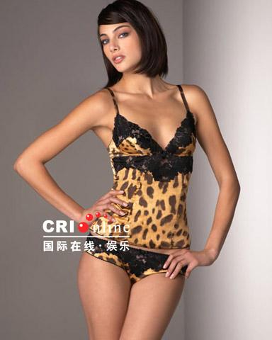大胆人体艺术熟女_组图:狂野豹纹装熟女兽性魅惑