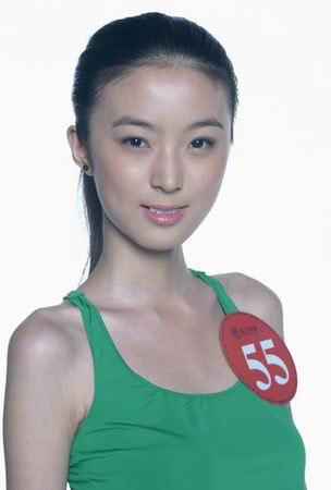 大賽報名選手資料:55號選手田甜(圖)_伊人風采_新浪網圖片