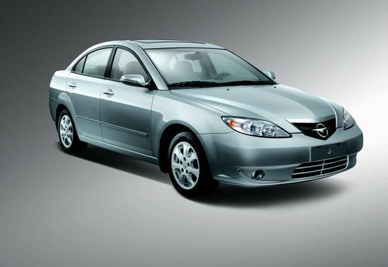 海马3上市1.8升两款车售价10.38-11.68万(图)