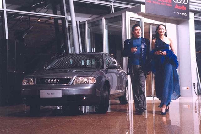 2000年 奥迪历史  2000年_图片_新浪汽车